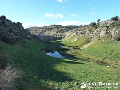 Puentes del Río Manzanares;grupo pequeño senderismo madrid;club senderismo madrid gente joven